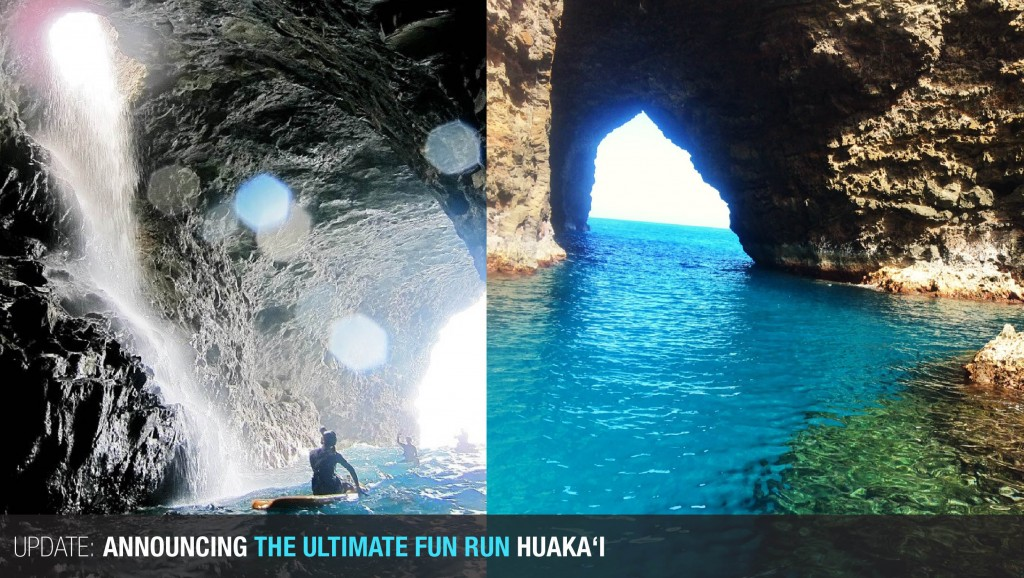 Announcing The Ultimate Fun Run Huaka'i