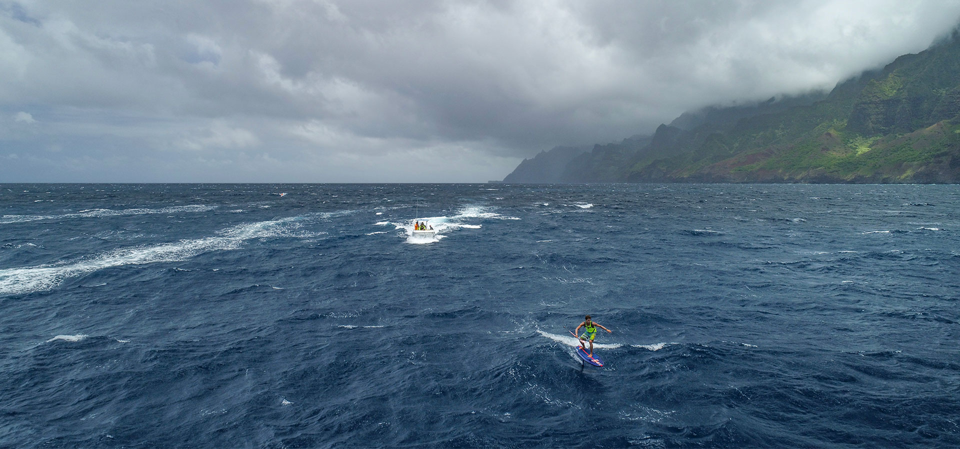 Celebrating 10 years of Na Pali Race